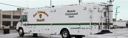 Command van