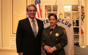 dep gomez with sheriff