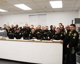 CJ1 Staff