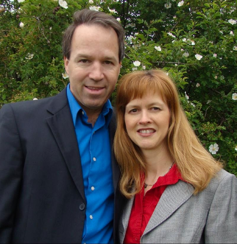 Jim and Brenda Puhr