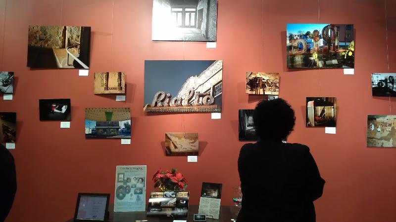 Art Show.Pat n Pics