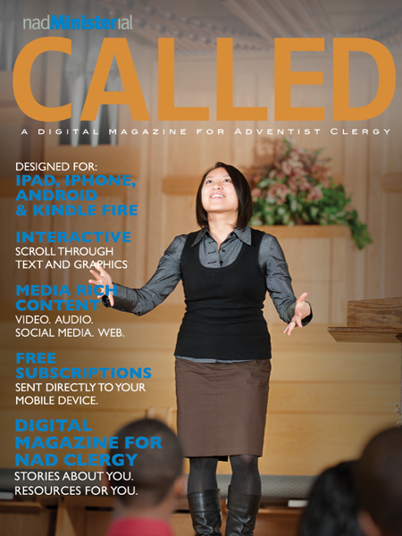 CALLED, A Digital Magazine for Adventist Clergy