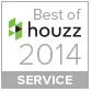 Best of Houzz Service 2014