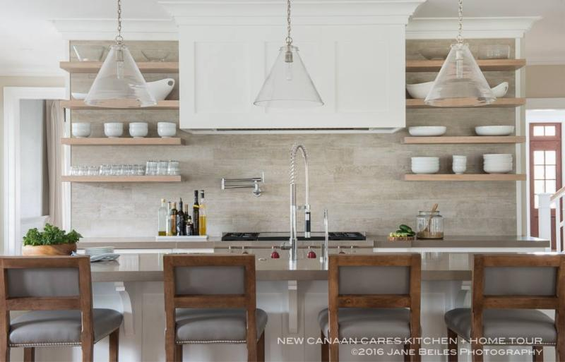 New Canaan Cares Kitchen + House Tour