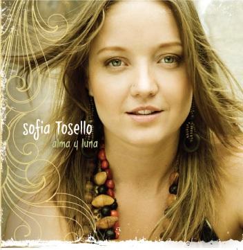 Sofia Tosello CD cover