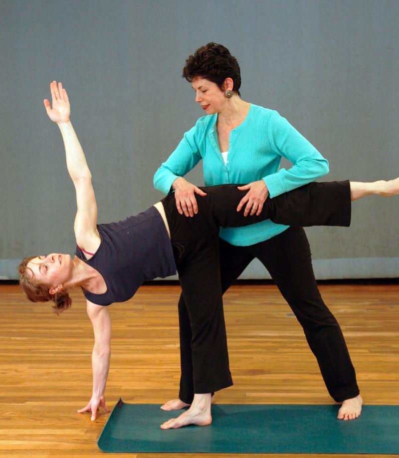 Joan Arnold -- Alexander/Yoga