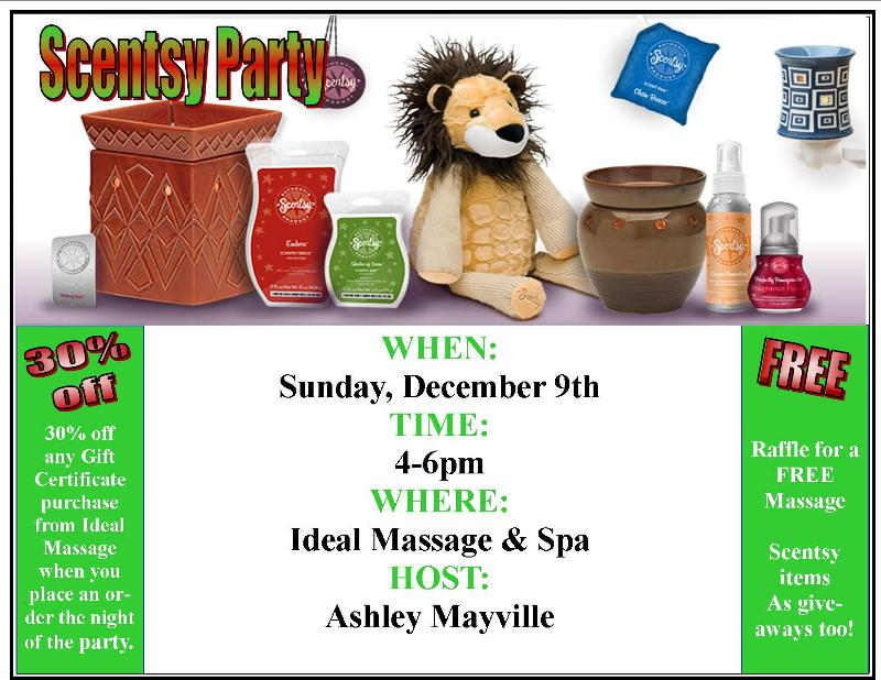 Scentsy Party Invitation Images - Reverse Search