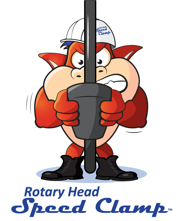 Rotary Head Speed Clamp Logo