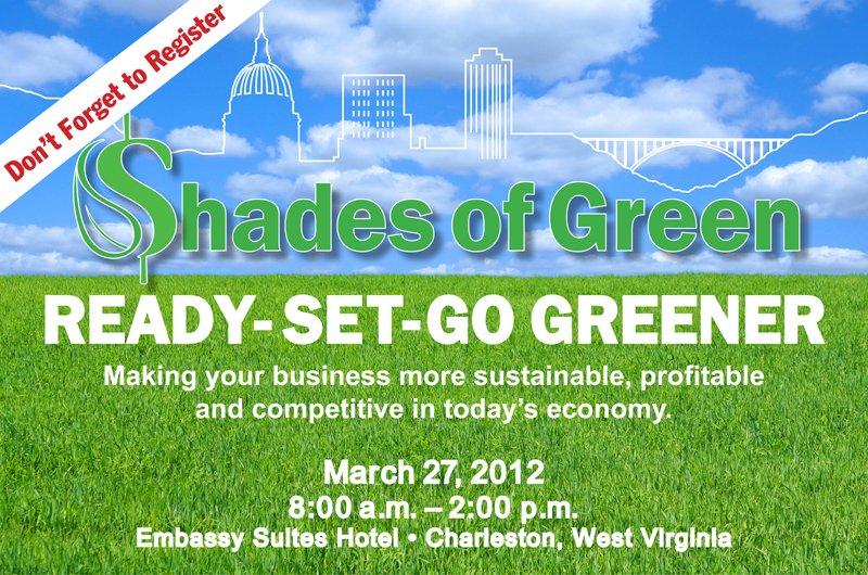 Shades of Green Register
