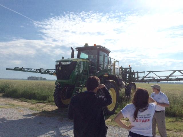 May 25- AgroEnviron 2016, Mike Starkey Farm