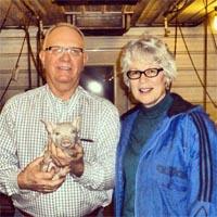 Jay and Sue Hawley