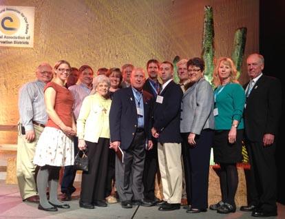 Indiana's NACD delegation