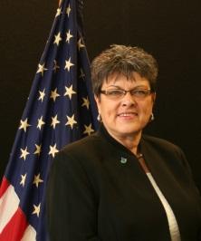 State Conservationist Jane Hardisty. Photo: