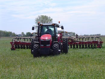 Rodney Rulon, Hamilton County farmer
