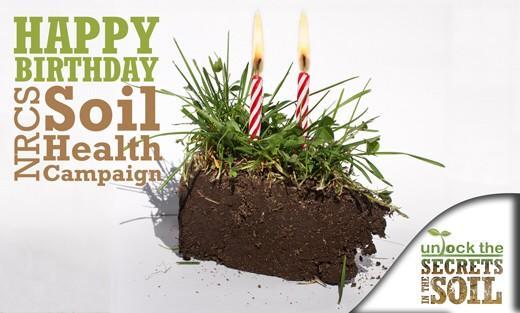soil health birthday