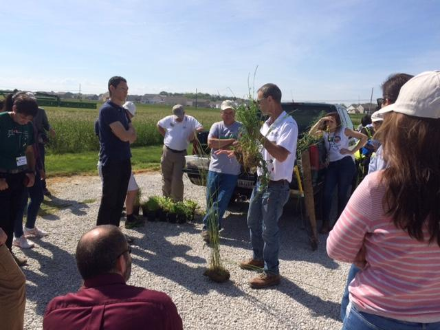 May 25 - AgroEnviron 2016, Mike Starkey Farm