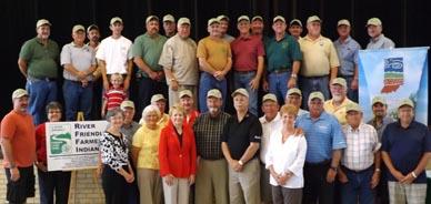 2013 River Friendly Farmer recipients