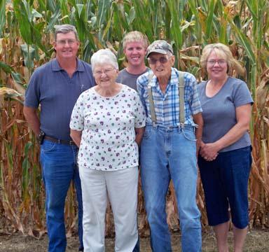 Huffmeyer Family