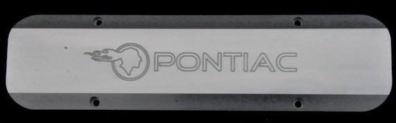 TIP Indian Head with Pontiac logo covers