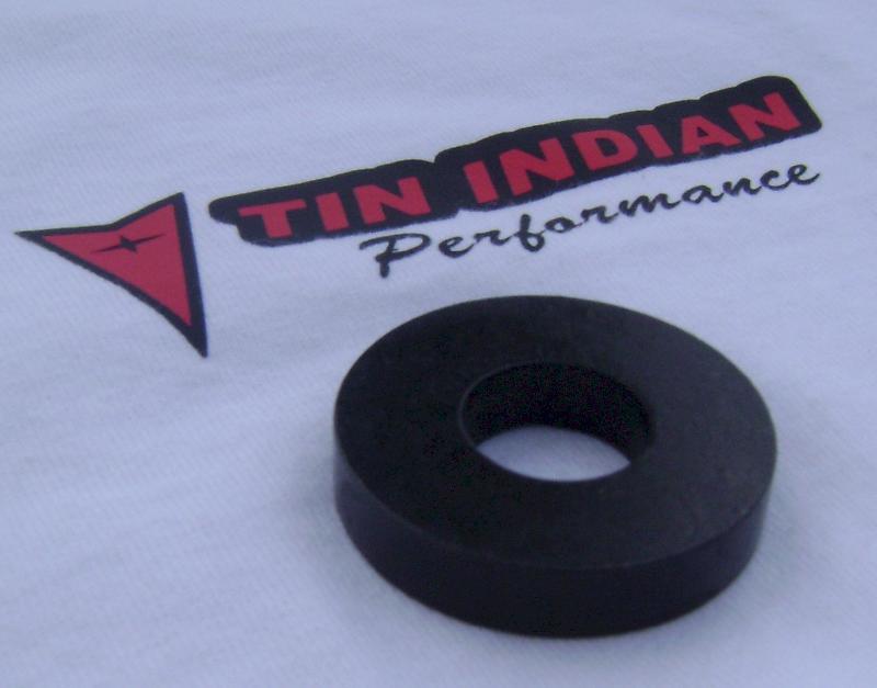 Tin Indian Performance Pontiac Cam Button