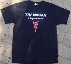 Front of TIP Team T shirt