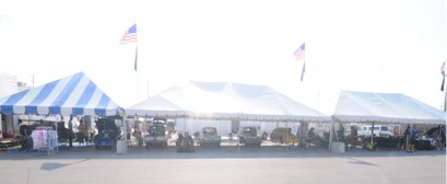 2012 Norwalk Display area