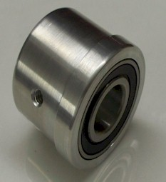 HTRs Billet Bearing Assembly side view