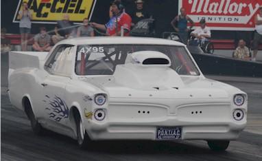 J Johnson's 1967 GTO