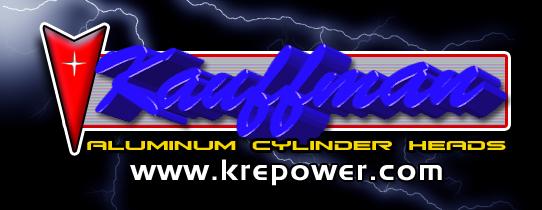 Kauffman Racing Equipment logo