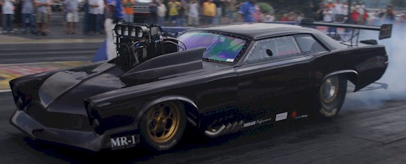 Bill Mellott's PRO MOD '65 GTO