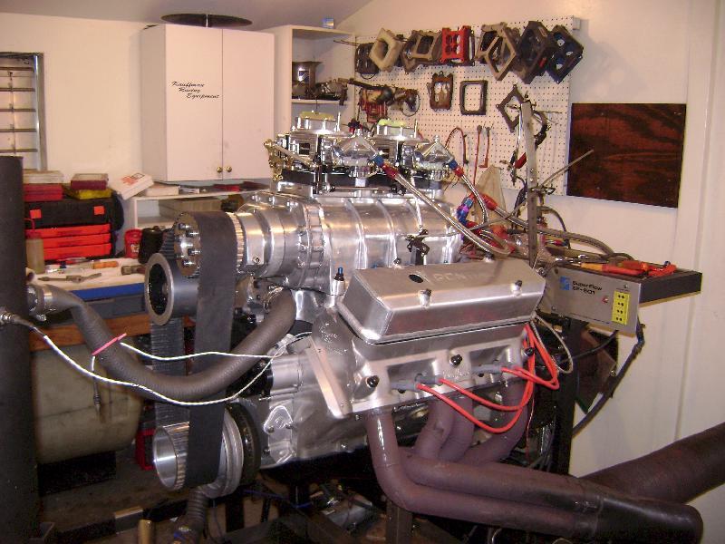 Jason Crawford's 511 MR-1A blower motor