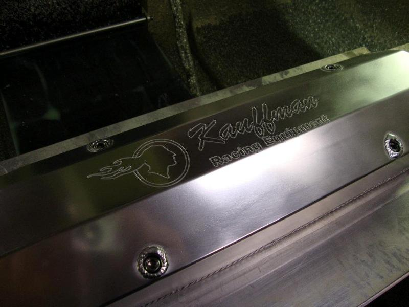 anodized engraved cover