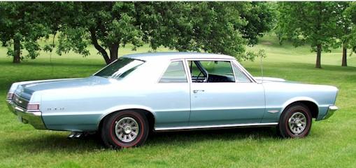 Fred Wrenn's GTO