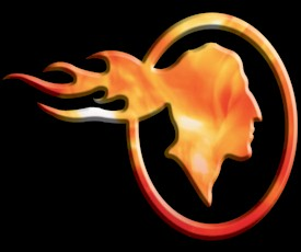 TIP Fire Head Logo