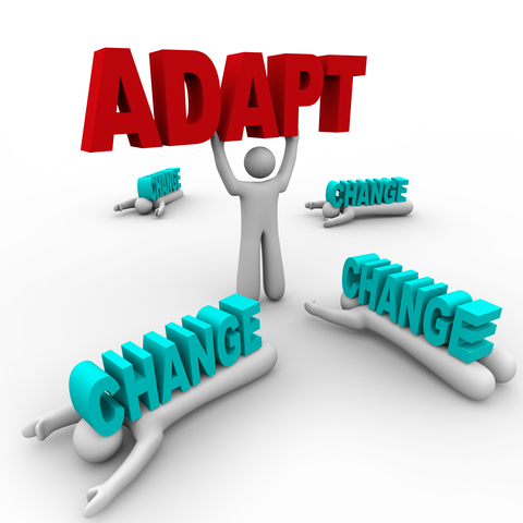 adapting work is key to The ability of an organization to adapt has been called the new competitive   even if you can't change the situation, you have figured out the key to being  happy  being adaptable can mean less time looking for work, and less stress as  you.