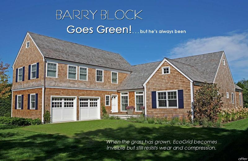Barry Goes Green