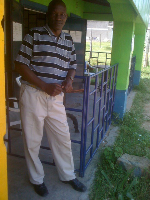 Mr. Evans Okwenye