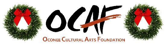 OCAF Holiday Logo
