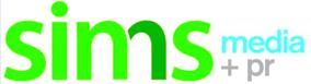 Sims Media & PR logo
