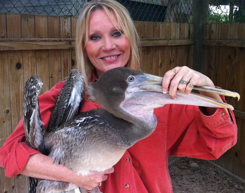 Sharon and Pelican Georgia Outdoors