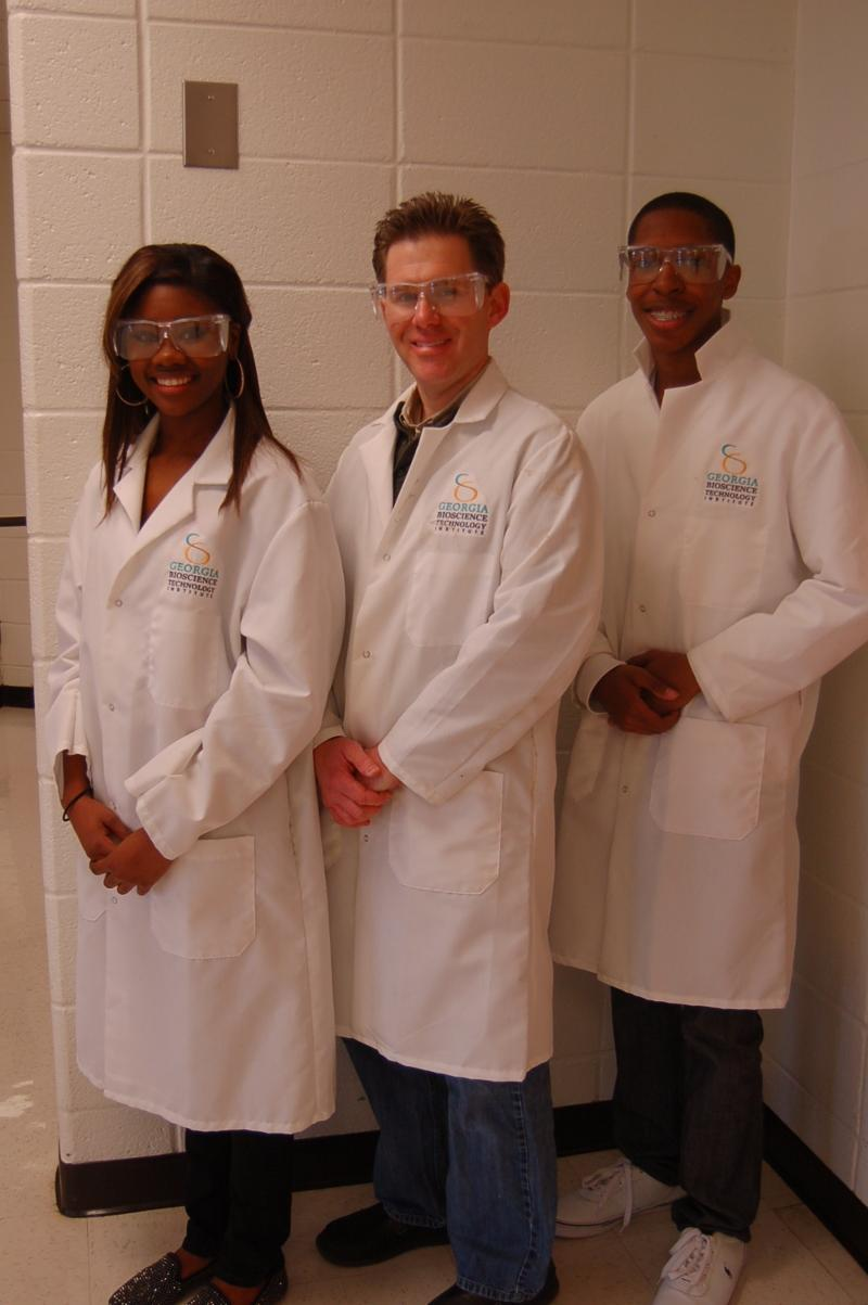 Team Nanocrystals from Rockdale