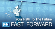 Fast Forward shoutbox