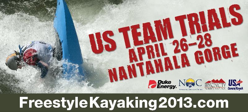 2013 Team Trials Nantahala Open Weekend
