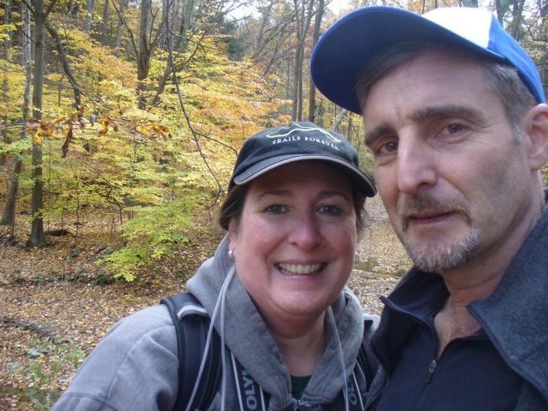 Sue_hiking