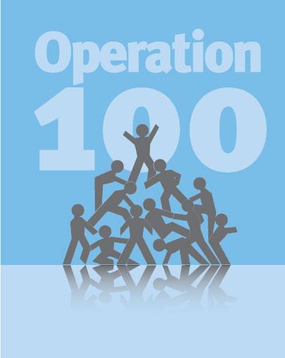Operation 100