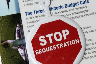 Sequestration logo