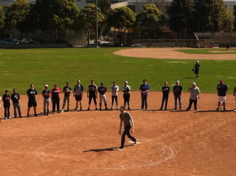 SF Gay Softball League