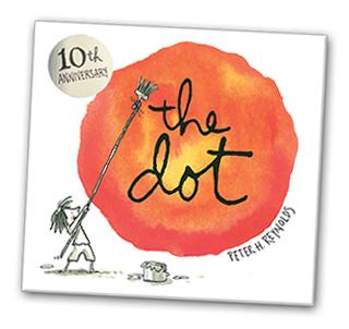 Peter H. Reynolds' The Dot