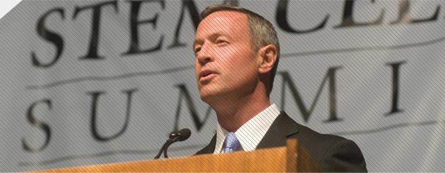 Governor O'Malley