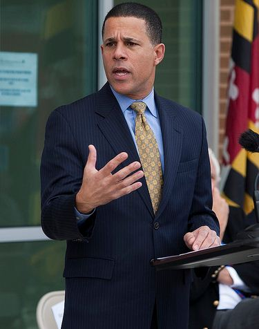 Maryland Lt Gov Anthony Brown